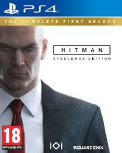 Hitman - The Complete First Season Steelbook (PS4) voor €28,99 @ Zavvi
