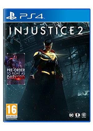 Injustice 2 inclusief Darkseid DLC (PS4) voor €42,50 @ Base.com