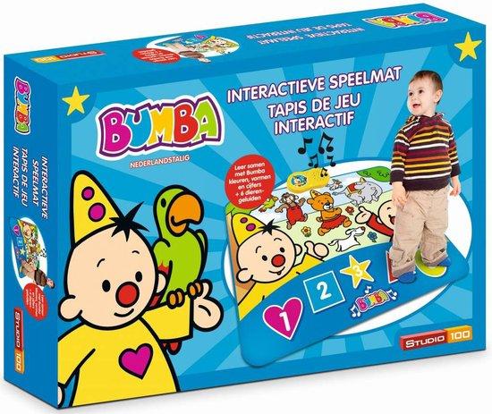 Bumba Speelmat Interactief speelmat voor €19,49 @ Bol.com