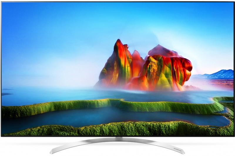 LG 65SJ850V 4K Super Ultra Smart tv voor €1999 @ Hofma