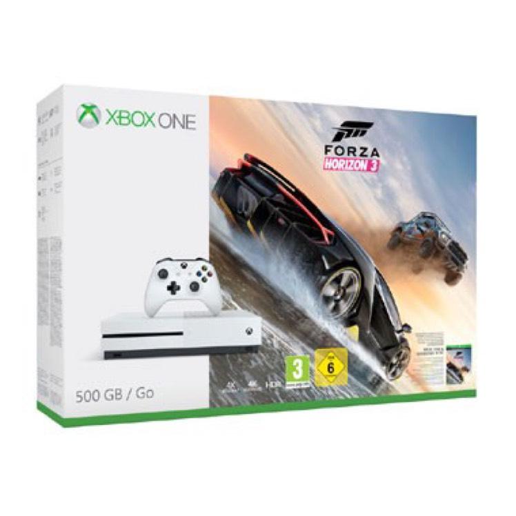 Xbox One - 500GB 2x controller + Forza