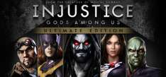 Injustice: Gods Among Us Ultimate Edition (PC-download) voor €7