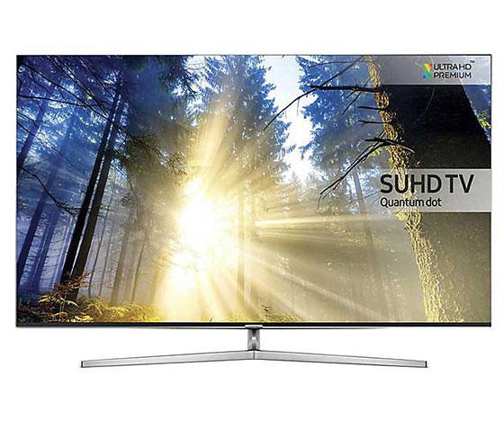 "SAMSUNG 55"" 8-SERIES QUANTUM DOT SUHD TV (UE55KS8000)"