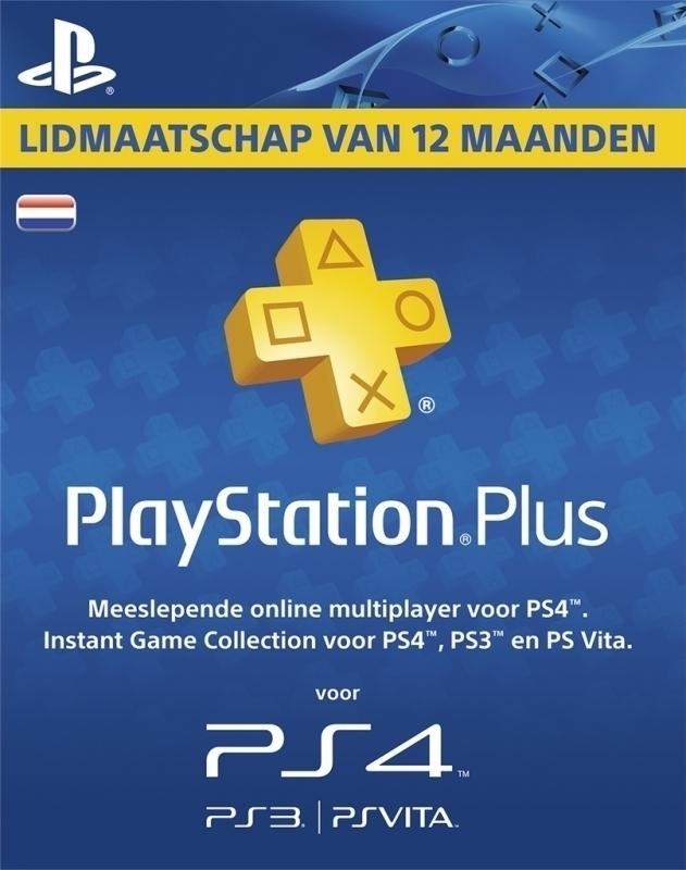 Game-aanbiedingen (o.a. PlayStation Plus Card 365 Dagen NL voor €35) @ Nedgame