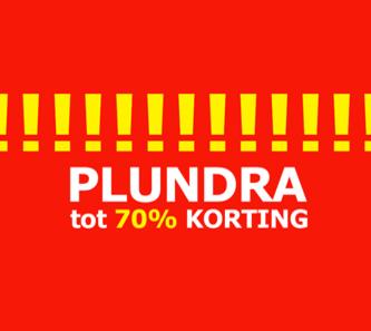 [REMINDER] PLUNDRA! Tot 70% korting @ IKEA