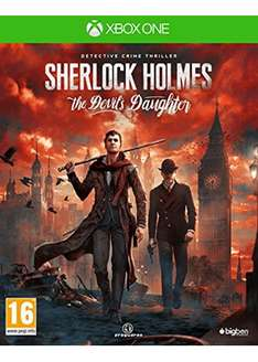 Sherlock Holmes: The Devil's Daughter (Xbox One) voor €19,53 @ Base