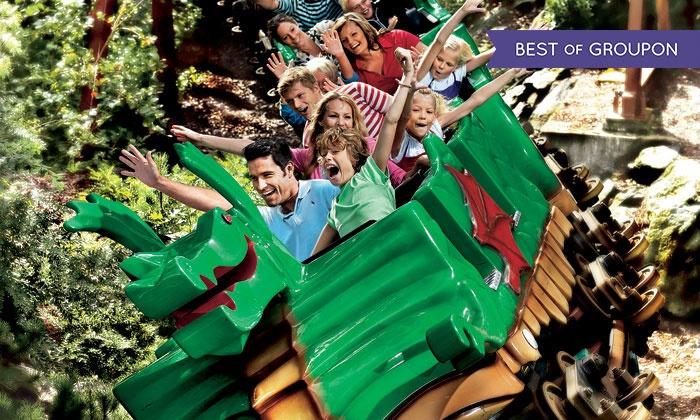 Legoland Billund (DK) 3 personen 69 euro 4 personen voor 92 euro. (50% korting) @ Groupon.de