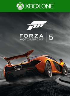 Forza Motorsport 5 Game Of The Year Edition (Xbox One) voor €7,50 @ Xbox Store