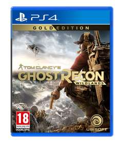Crazy E3 Sale (o.a. Ghost Recon: Wildlands Gold Edition (PS4) voor €28 @ Ubisoft Store