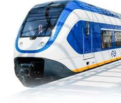 NS 1 Maand Weekend Vrij treinen