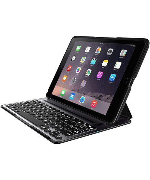 Belkin QODE Ultimate Keyboard iPad Air 2 voor €59 @ Paradigit