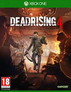 Dead Rising 4 (ONE) voor €22,22 @ Gameoutlet