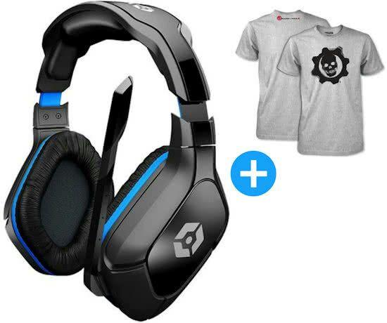 Gioteck HC2 headset + t-shirt €16 @ Bol.com