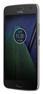 Moto G5 Plus zilver of goud 3gb RAM, 32gb ROM, Android 7.0 voor 232,83 @ Amazon.it