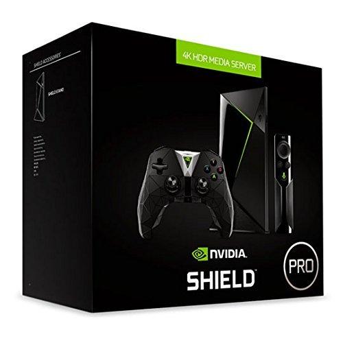 NVIDIA Shield TV Pro 500GB (2017-versie) voor 253,67 @ Amazon.it