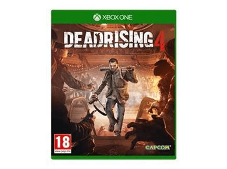 Xbox One Dead Rising 4 Media Markt 28,00