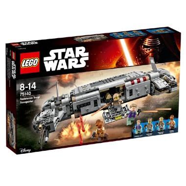 LEGO Star Wars Resistance Troop Transporter 75140 Intertoys 47,98.