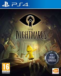 Little Nightmares - Day One Edition PS4 voor €15 @ YGZ