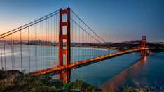 Vanaf €279 retour Düsseldorf - San Francisco of Los Angeles