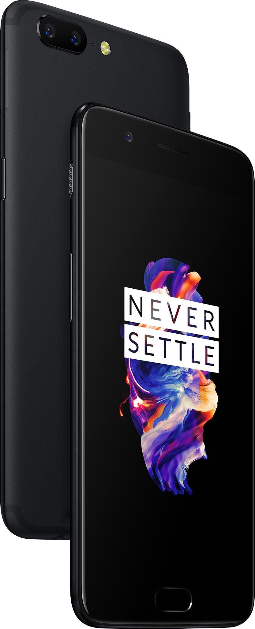 OnePlus 5 voorverkoop + 50% korting op exclusieve welkomstbundel @ OnePlus