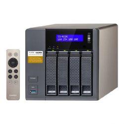 QNAP TS-453A-4GB NAS voor €433,99 @Cyberport.de