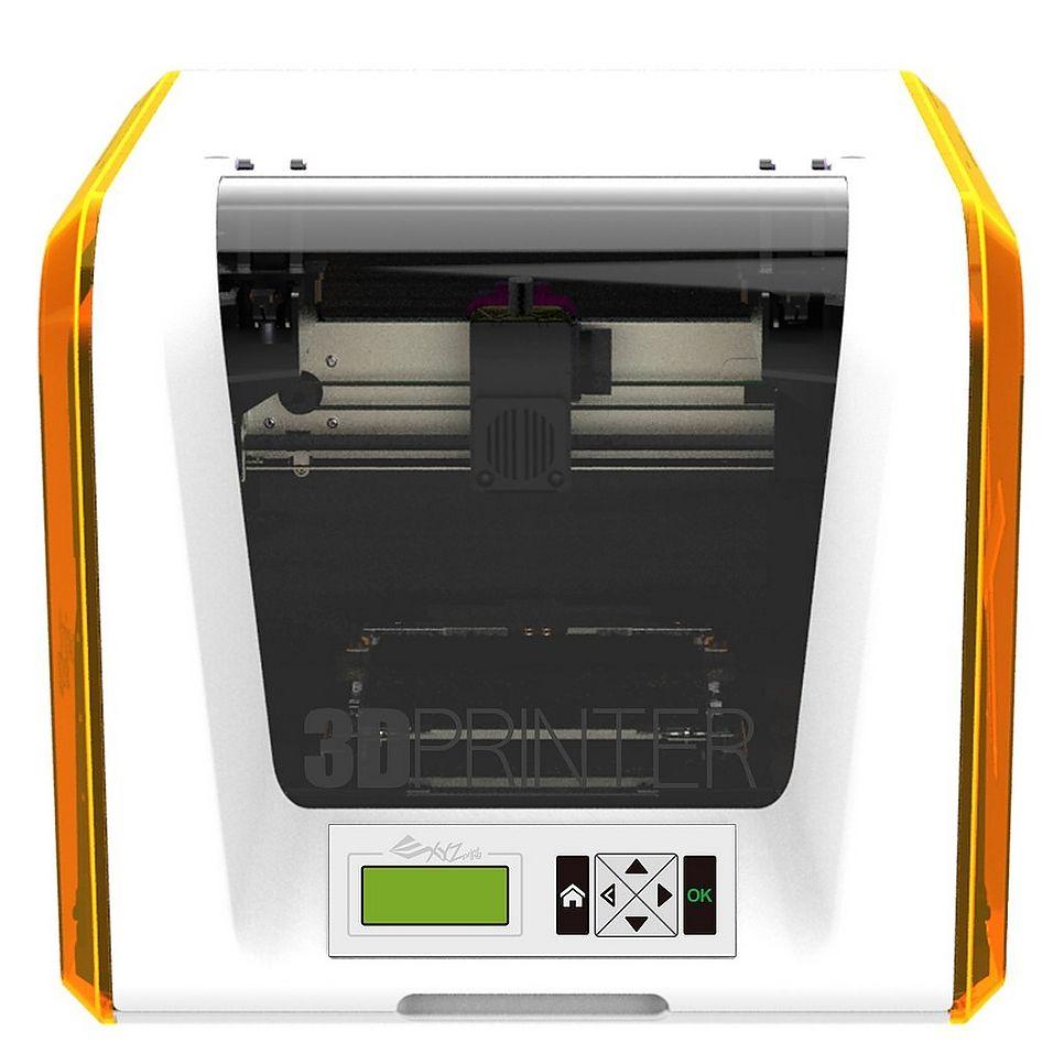 XYZ DaVinci Junior 3D printer €327,- bij MediaMarkt Doetinchem