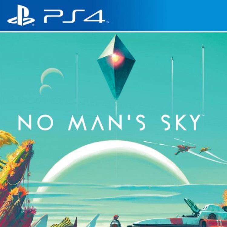 No Man's Sky voor PS4 €9,98 bij Game Mania (+gratis verzending op alles!)