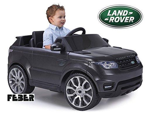 Feber  Range Rover Elektrische Auto (6V) voor €134,49 (€124,49 met code) @ Amazon.de