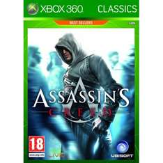 Assassin's Creed (Xbox 360/One) voor €1,21 @ Gameoffer
