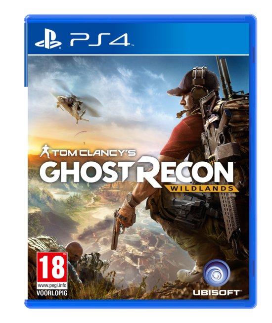 Ghost Recon: Wildlands (PS4) voor €34,99@ Bol.com