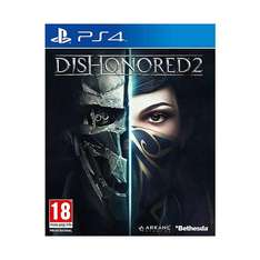 Dishonored 2 (PS4 / Xbox One) voor €15,99 @ Wehkamp