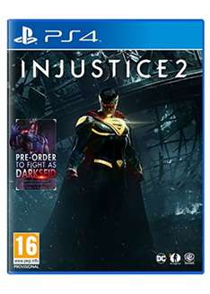 Injustice 2 met Darkseid DLC (PS4) @ Base.com