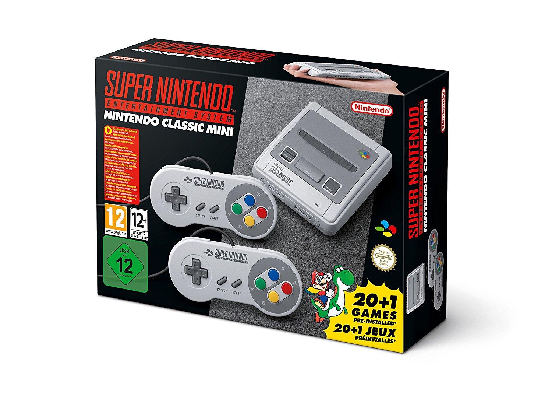 Nintendo Classic Mini: Super Nintendo Entertainment System (Nedgame)