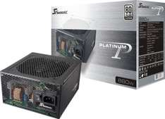 Seasonic Platinum Series 860 Watt voor €144,95 @ Cd-romland