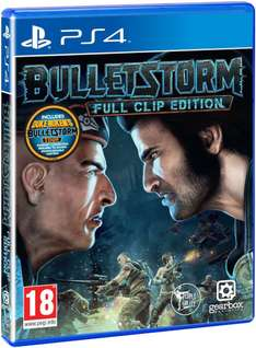 Bulletstorm Full Clip Edition (PS4, Xbox One) voor 26,07