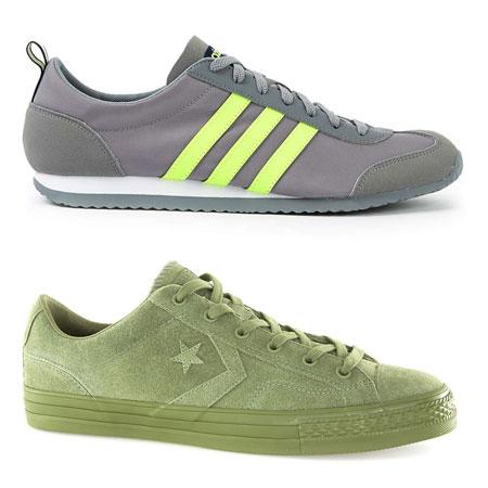 Sneakers met hoge korting (va €20 - o.a. adidas / Converse) @ Topman