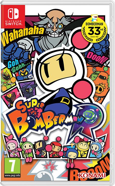 Super Bomberman R (Nintendo switch) voor €29,99 @ Nintendo