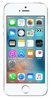 Hollands nieuwe Apple Iphone se 32GB