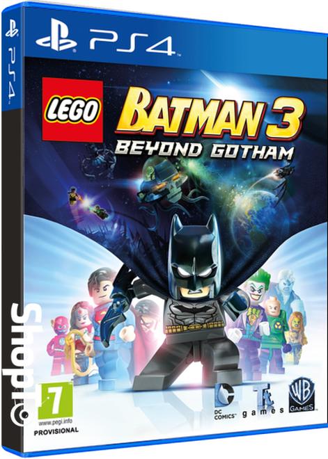 LEGO Batman 3: Beyond Gotham (PS4) @ Shopto.net