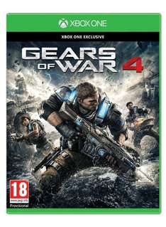 Gears of War 4 (Xbox One Nordic) voor €13,49 @ Coolshop