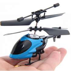 QS QS5013 2.5CH Mini Micro Remote Control RC Helicopter Children Toy - €5,26
