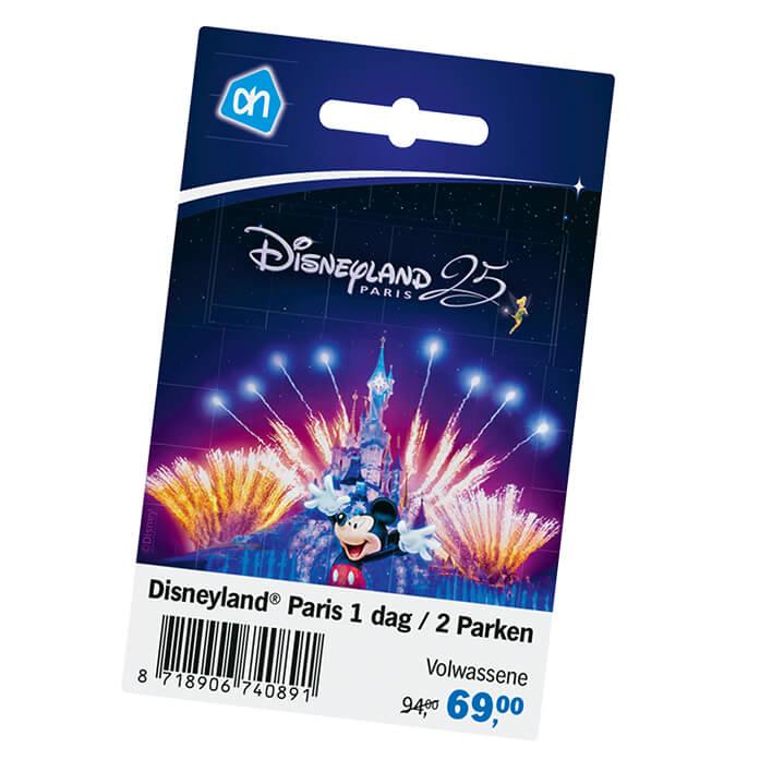 Dagkaart Disneyland Paris