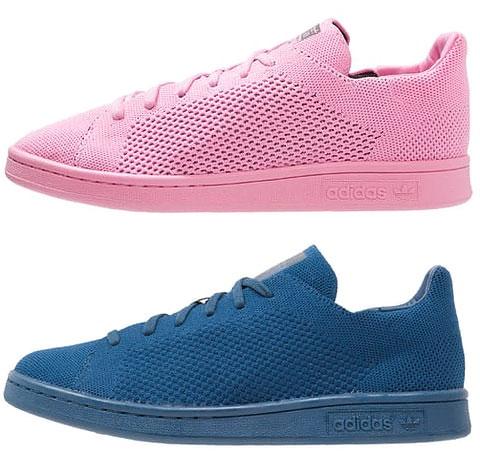 [UPDATE] adidas Originals Stan Smith PK -70% - roze of blauw : €26,95 @ Zalando