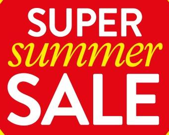 Summer Sale met kortingen tot 70% @ xenos