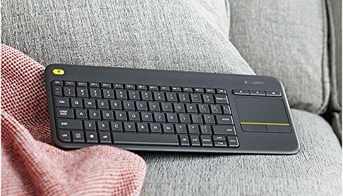 Logitech K400 Plus Qwerty @ Amazon.de