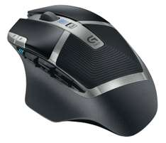 Logitech G602 Gaming muis (elders €69,99) @ Amazon.de