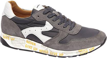 AM shoe suede sneakers voor €17,45 @ VanHaren