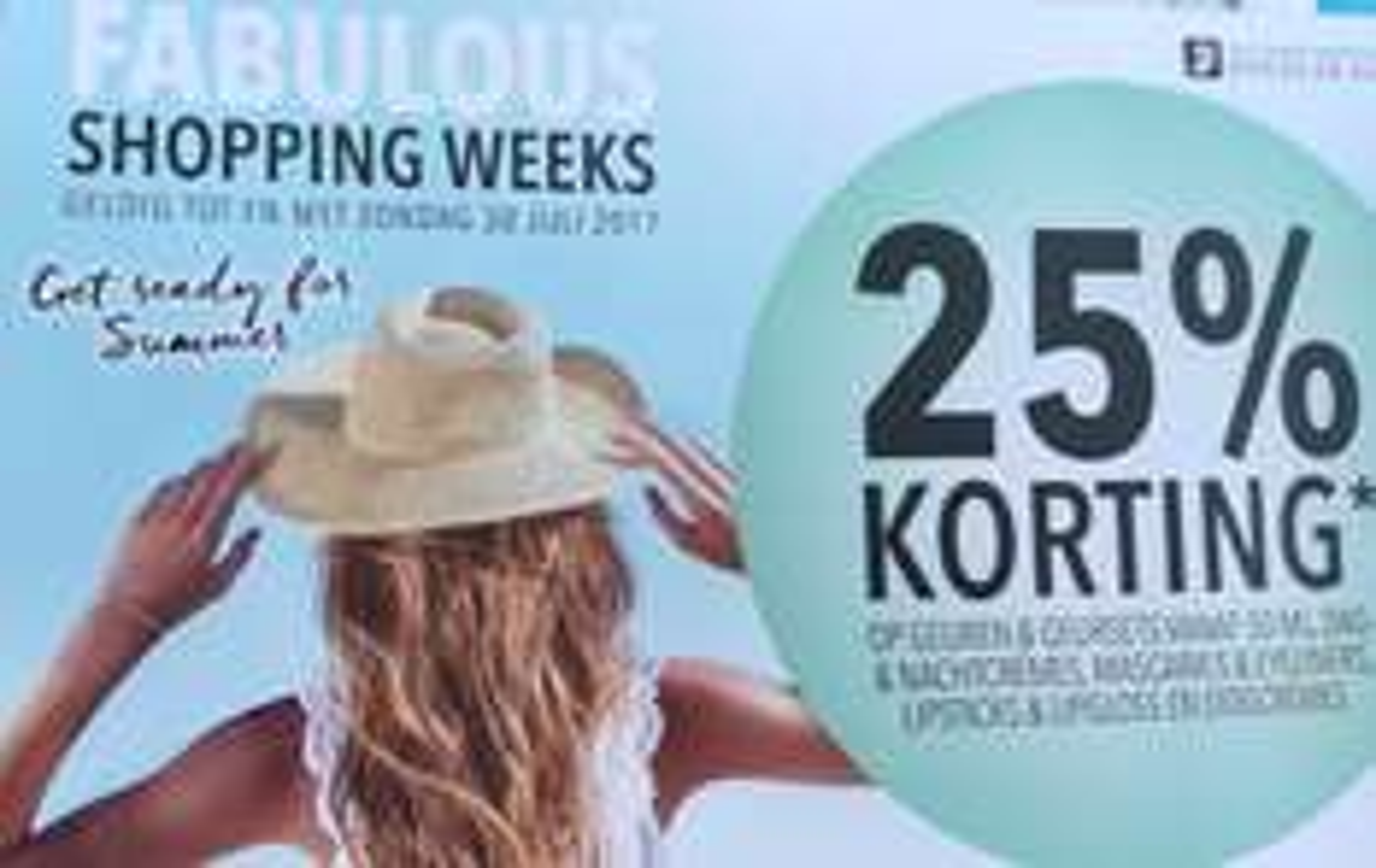 Fabulous shopping week met actiescodes @ Douglas