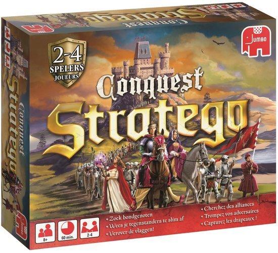 Stratego Conquest bordspel voor €14,99 @ Bol.com