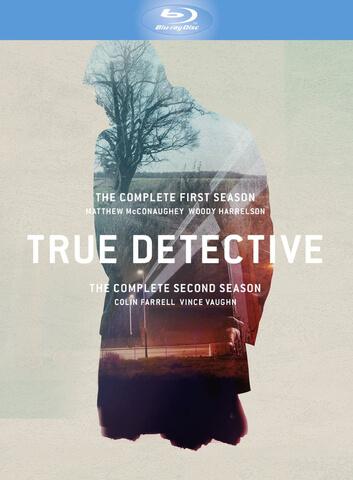 True Detective - Seizoen 1 & 2 (Blu-ray) voor €20,87 @ Zavvi